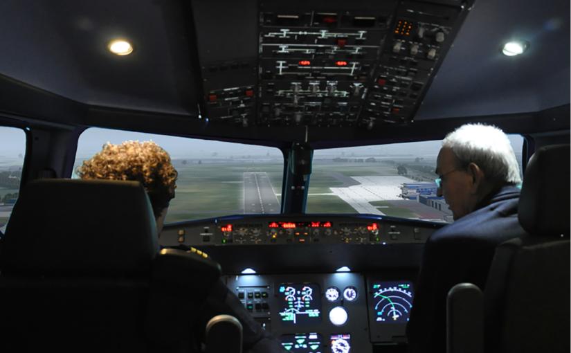 Pendant deux jours, la Belgian Flight School propose un cours JOC (Jet Orientation Course), formation demandée par une grande majorité des compagnies aérienne pendant les sélections des candidats pilotes.