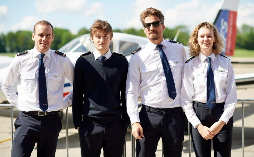 Portes ouvertes de la Belgian Flight School 2020