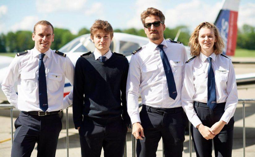 Portes ouvertes de la Belgian Flight School 2020